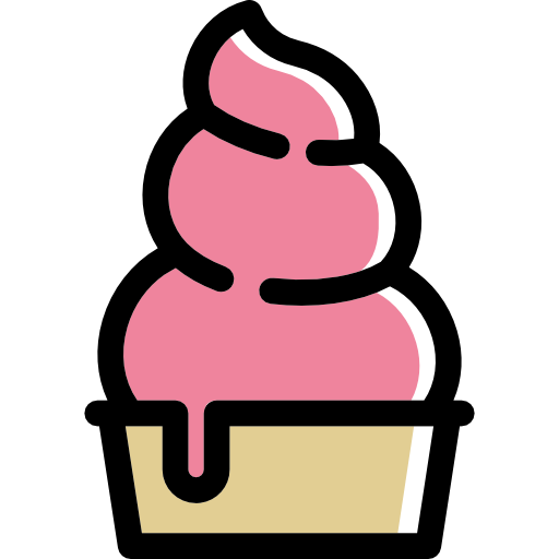 Frozen Yogurt Free Vector Icons Designed By Freepik Frozen Yogurt Yogurt Frozen