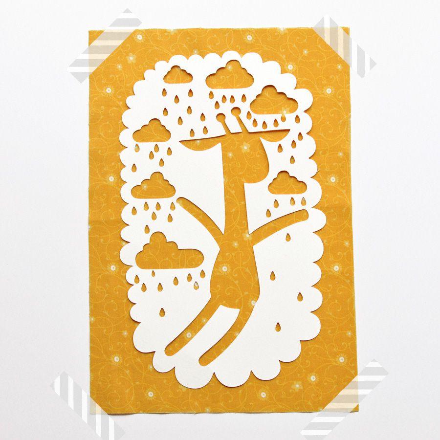 paper cut out wall decor * giraffe | Giraffe illustration, Giraffe ...