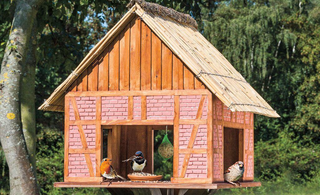 vogelhaus selber bauen pinterest vogelh uschen selber bauen vogelh user und selber bauen. Black Bedroom Furniture Sets. Home Design Ideas