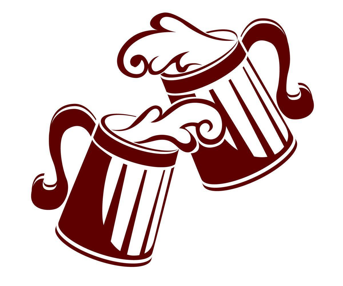 cartoon beer mug clip art beer mug clip art black and white i18 rh pinterest com