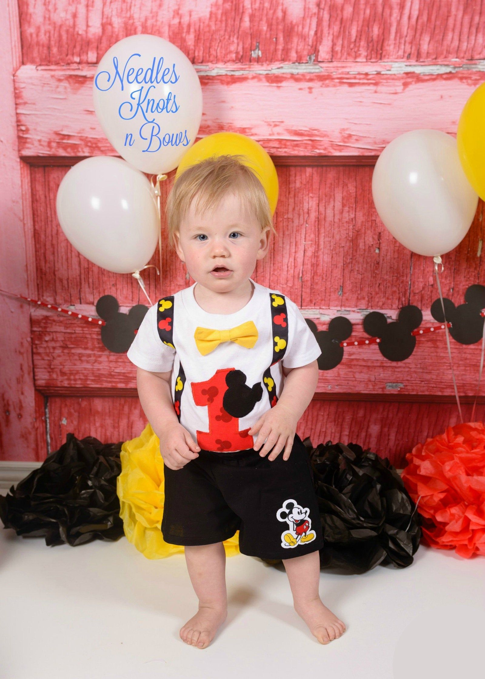 Boys mickey mouse birthday outfit mickey mouse birthday
