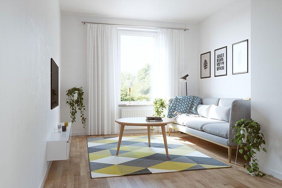 Salotto vintage contemporaneo 26 Salotti Pastello Pinterest - beleuchtung für wohnzimmer