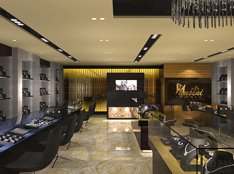 Jewellery Showroom At Lucknow Retail In 2019