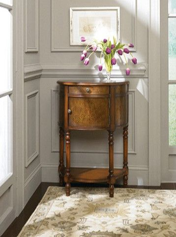 Regal Noire Accent Table From Huffman Koos Living Rooms