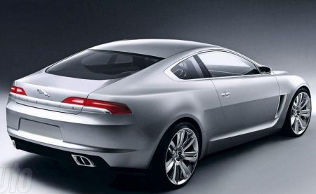 2017 Jaguar Xf 2 Door Coupe Concept It Would Be High On My List Of Cars I Want To Own