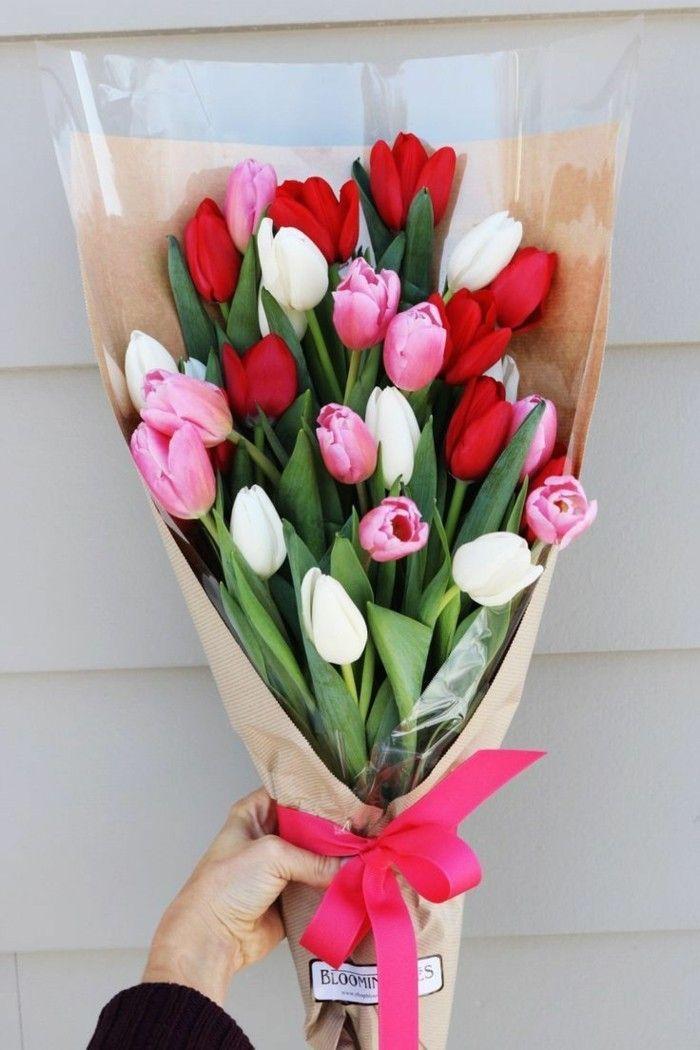 Blumenstrauß Verschenken Geschenke Für Valentinstag