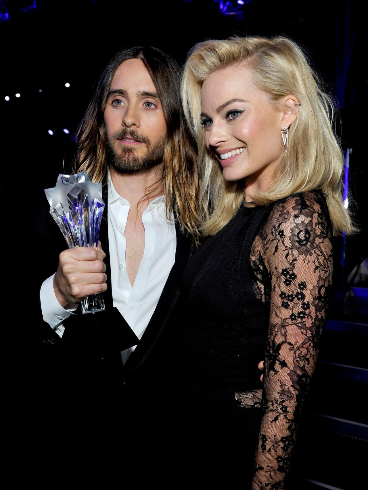 Joker & Harley -   Critics' Choice Awards, 2014... - just Jared and me