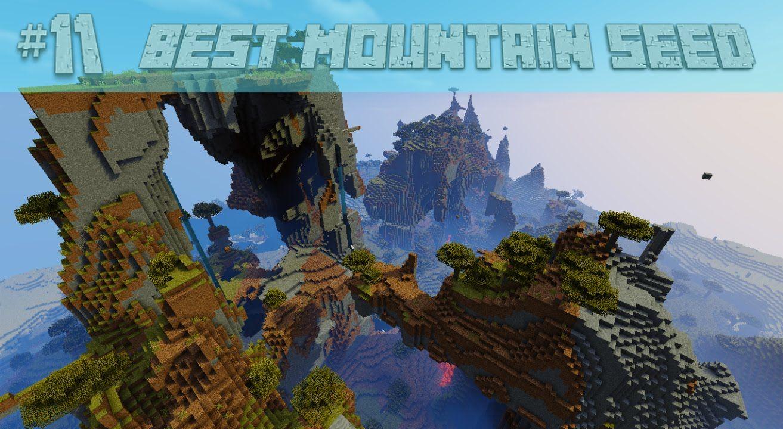 Best Mountain Spawn, NPC Villages Minecraft Seed 1 9, 1 8 8