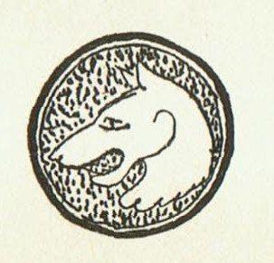 Logo Designed By Vanessa Bell For The Hogarth Press