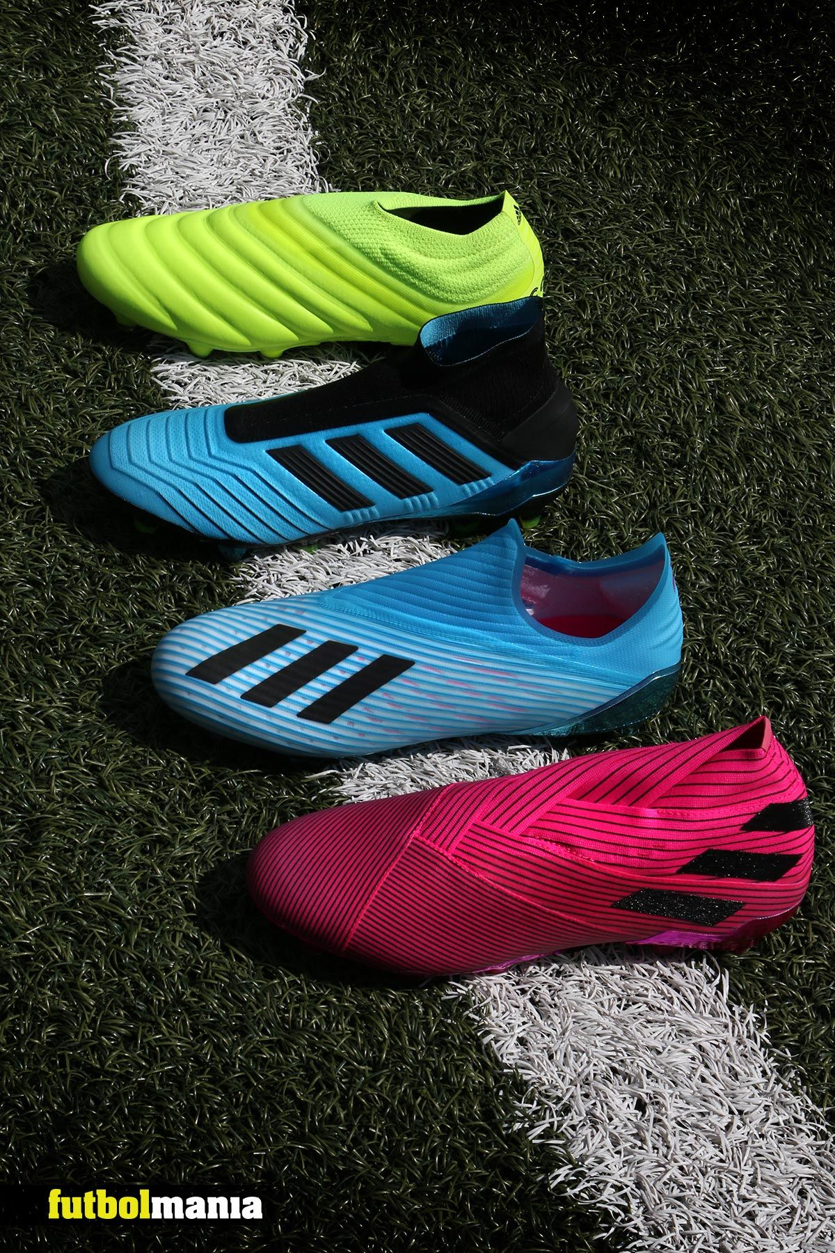 Pin en Botas de fútbol adidas