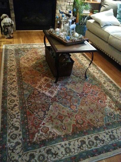 Home Decorators Collection Persia Almond Buff 8 Ft X 10 Ft Indoor Area Rug 441715 The Home Depot Home Depot Rugs Area Rugs Rugs