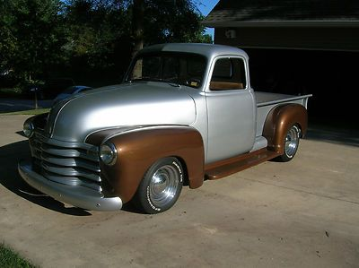 1949 Chevy Pickup Street Rod With Images