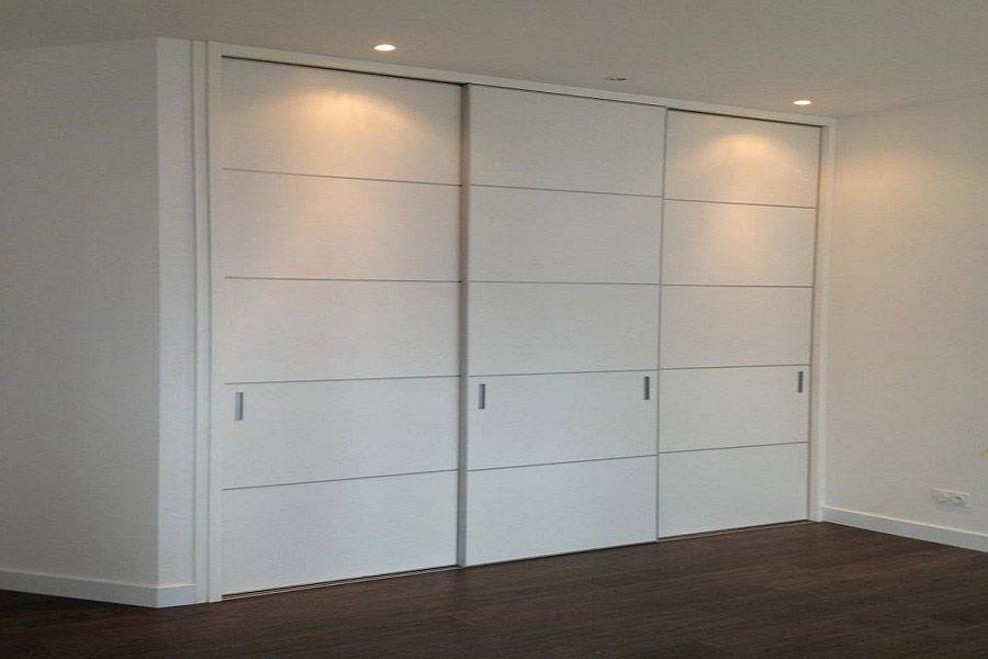 Dise o a24 en errenteria y donostia san sebastian - Interiores armarios empotrados puertas correderas ...