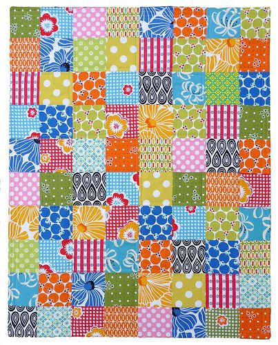 Red Pepper Quilts: A Quilt Without Binding (Tutorial