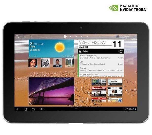 Samsung Galaxy Tab Wifi 3g 16 Gb P7300 Bianco o nero?