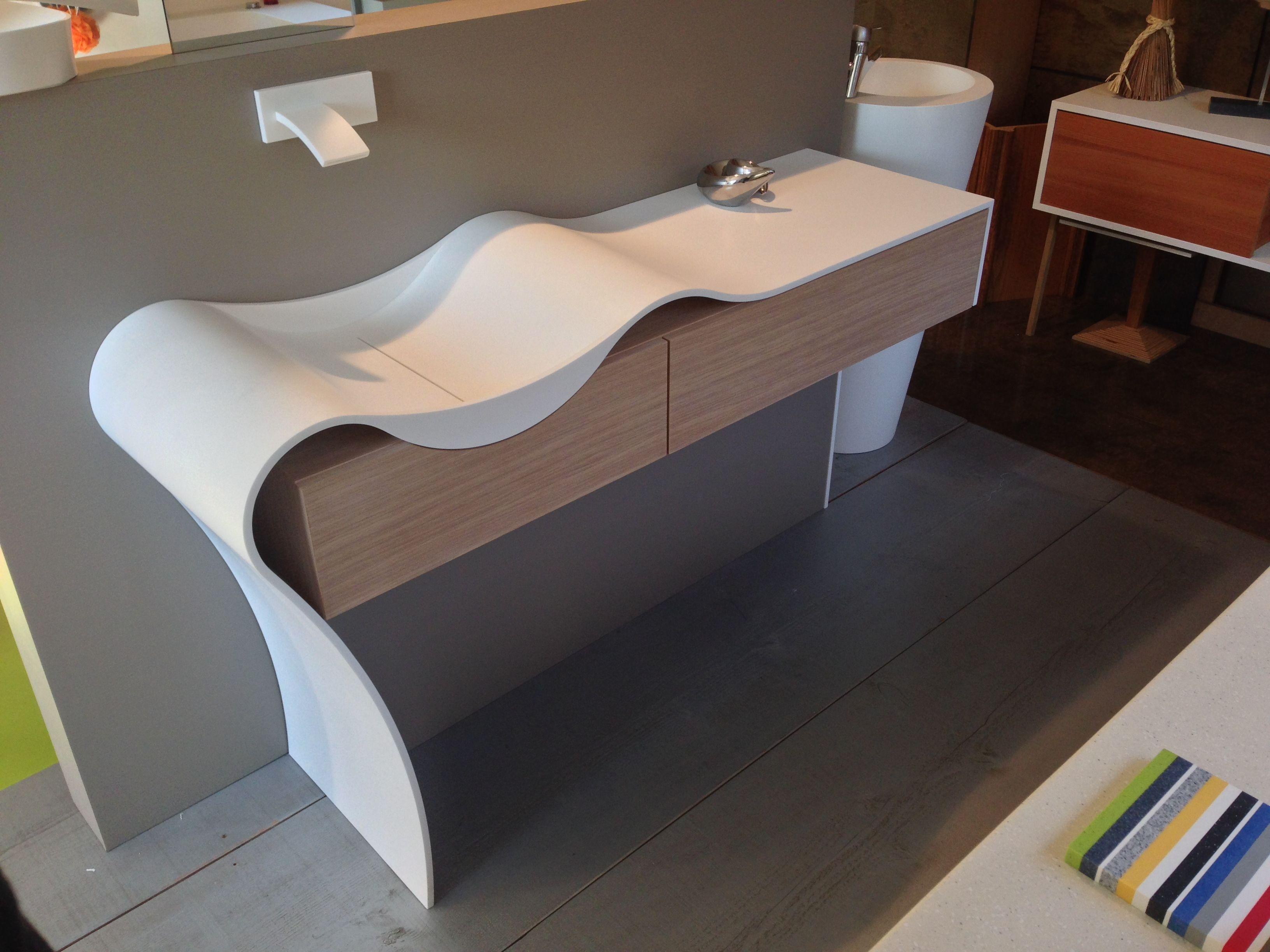 plan vasque en r sine de synth se meuble mobilier. Black Bedroom Furniture Sets. Home Design Ideas