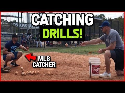 Photo of 3 SIMPLE FRAMING DRILLS FOR CATCHERS…that even MLB catchers do! [Baseball Catching Drills]