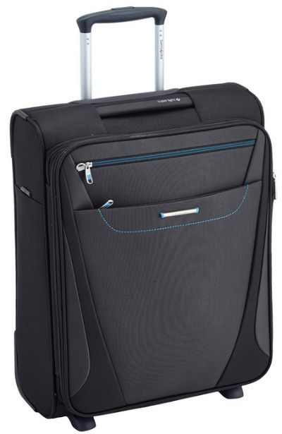 6dc524841b9 ALL DIREXIONS UPRIGHT 55 20 EXP NAVY BLUE Maleta Trolley