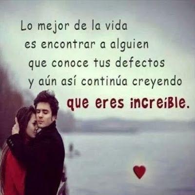 Frases Bonitas Para Facebook Imagenes Con Frases De Amor Eres
