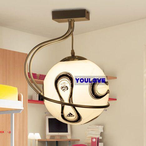 Football Hanging Lamp