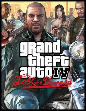 Grand Theft Auto Iv The Lost Damned With Images Grand Theft Auto