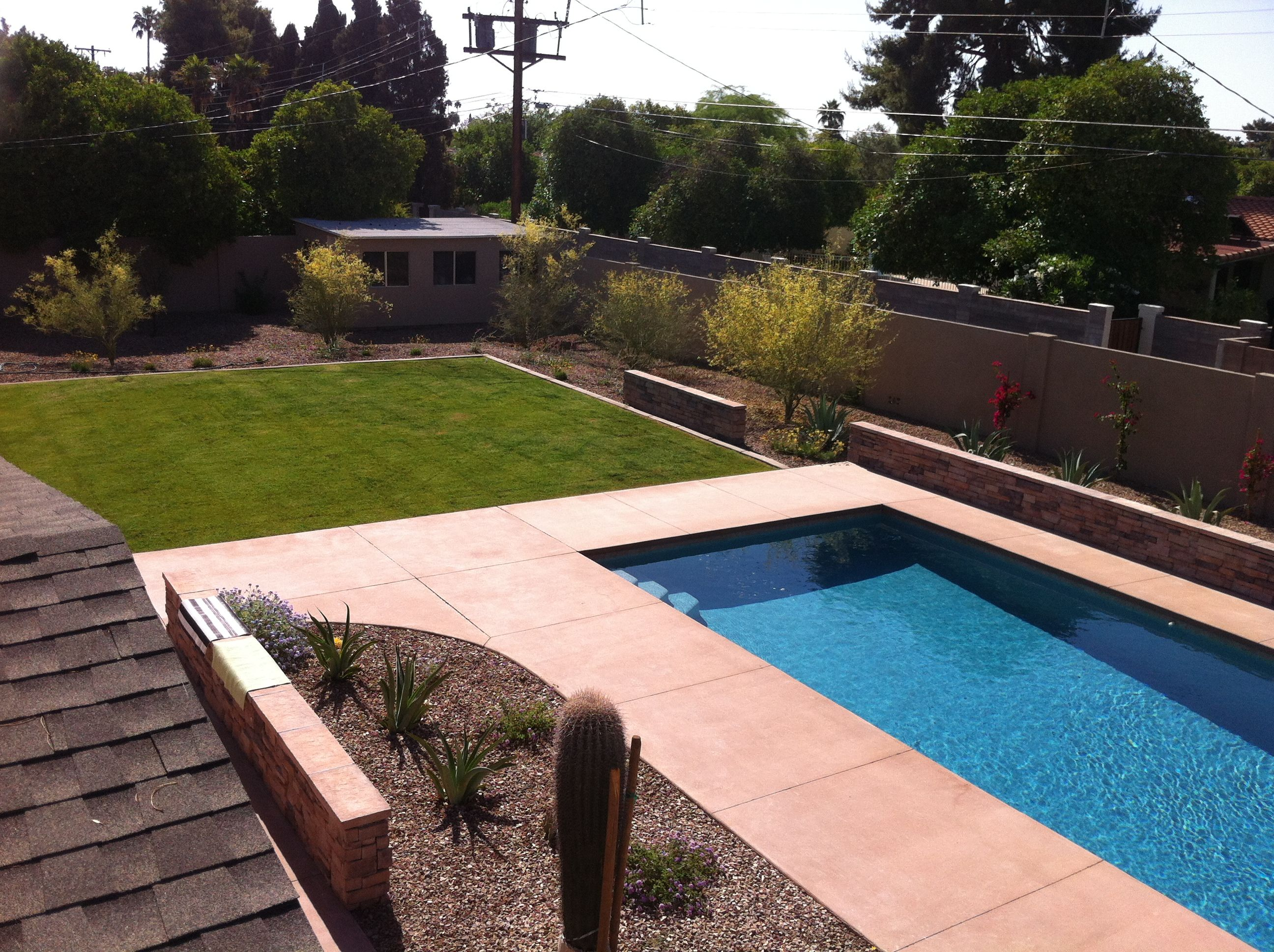 Garden Ideas Remodeling garden design: garden design with iii millennium designs swimming