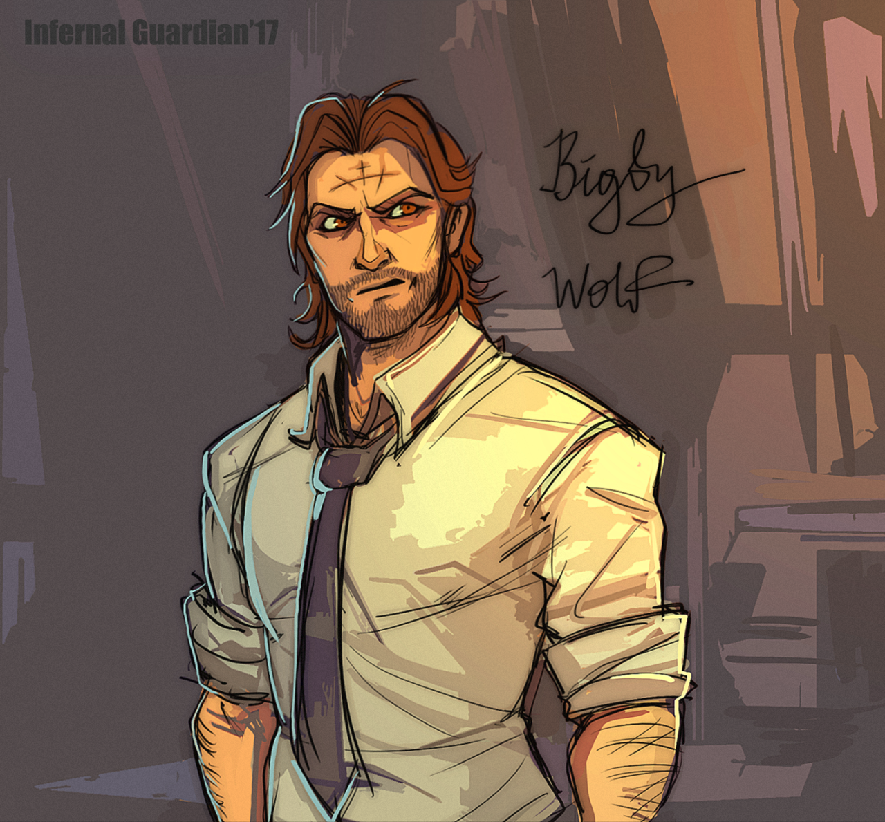 волчок The wolf among us, Huff and puff, Zelda characters