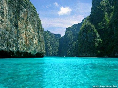 Paradise Lagoon Screensaver Paradise Wallpaper Background Widescreen Wallpaper