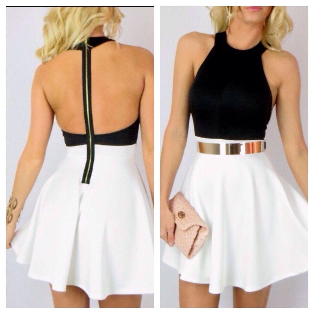 Halter Dress / De'Boutique3