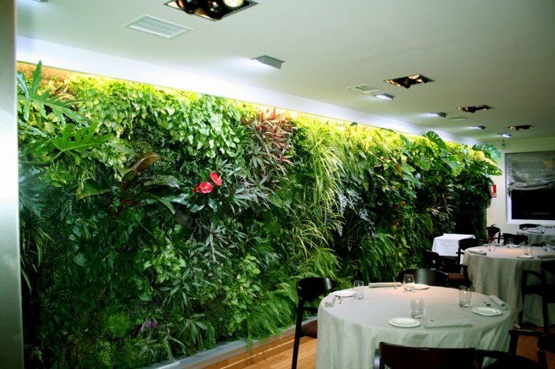Fake Artificial Living Wall Panel Artificial Green Wall Artificial Vertical  Garden Wall Of Cia Artificial