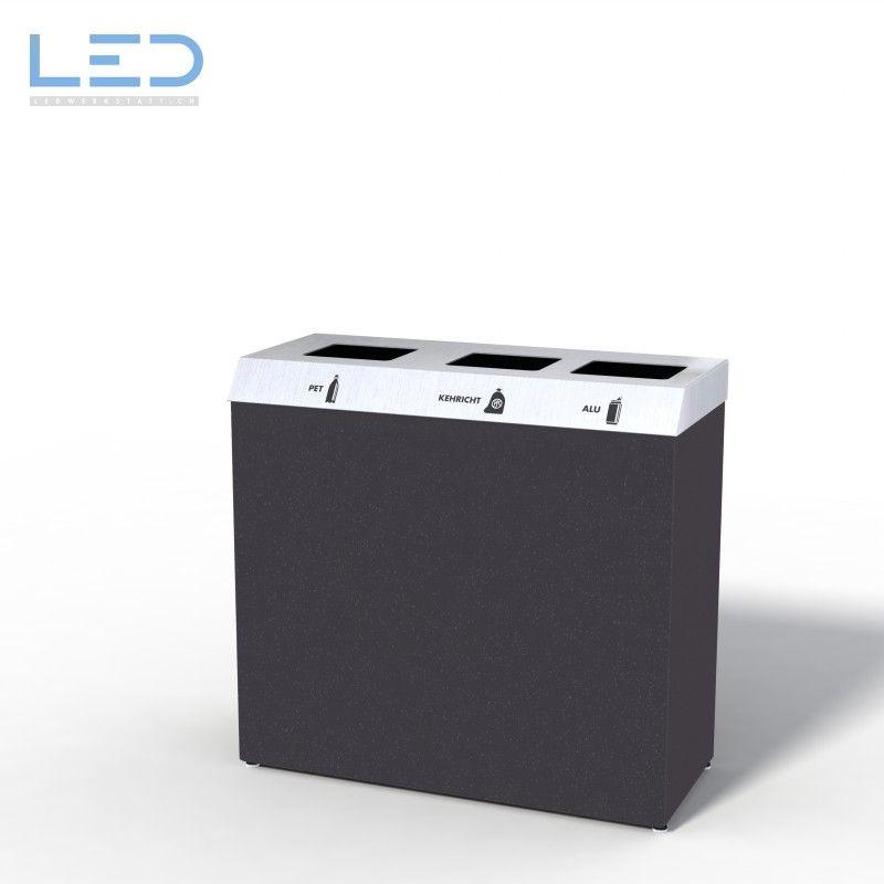 CC-Bin Recyclingstation, Wertstofftrennsystem, Abfallbehälter C - abfallbehälter für die küche