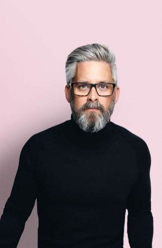 38 Perfect Silver Hairstyles For Men Over 40 Grey Hair