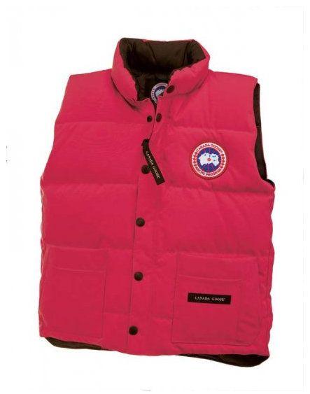 canada goose vest wholesale