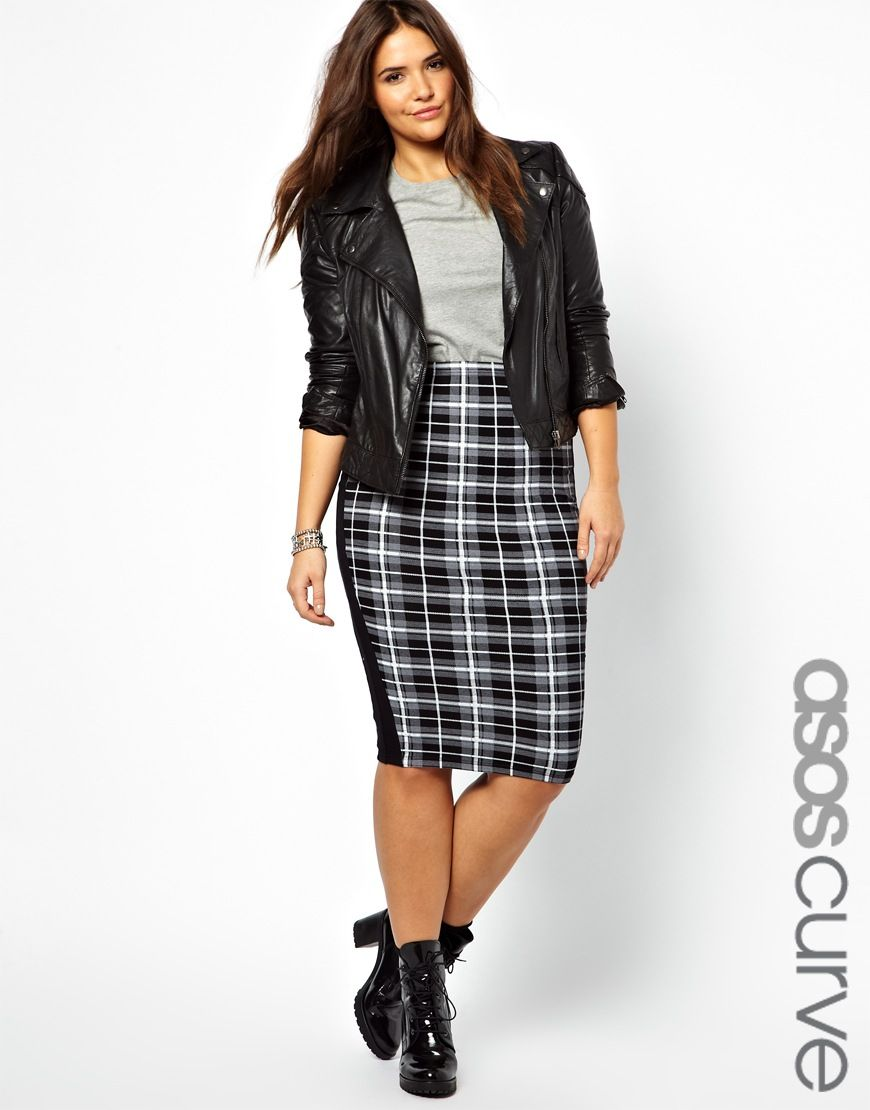 plus size skirts | plus size midi skirt ✨this makes me think of a