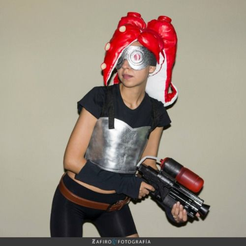 Omg Octoling Yes This Costume Is Not Very Well Done But I Can