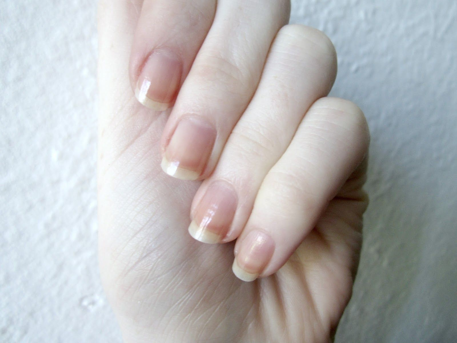 How to Achieve Long, Healthy Natural Nails Biotin - great results ...