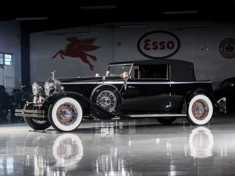 Sold Price 1931 Rolls Royce Phantom Ii Croydon Convertible Coupe March 5 0117 5 00 Pm Est Rolls Royce Phantom Luxury Cars Rolls Royce Rolls Royce
