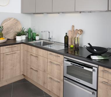 Cuisine quip e le grand retour des meubles en bois for Grande cuisine equipee