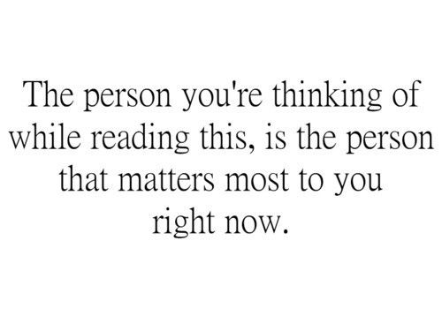 the person you're thinking of