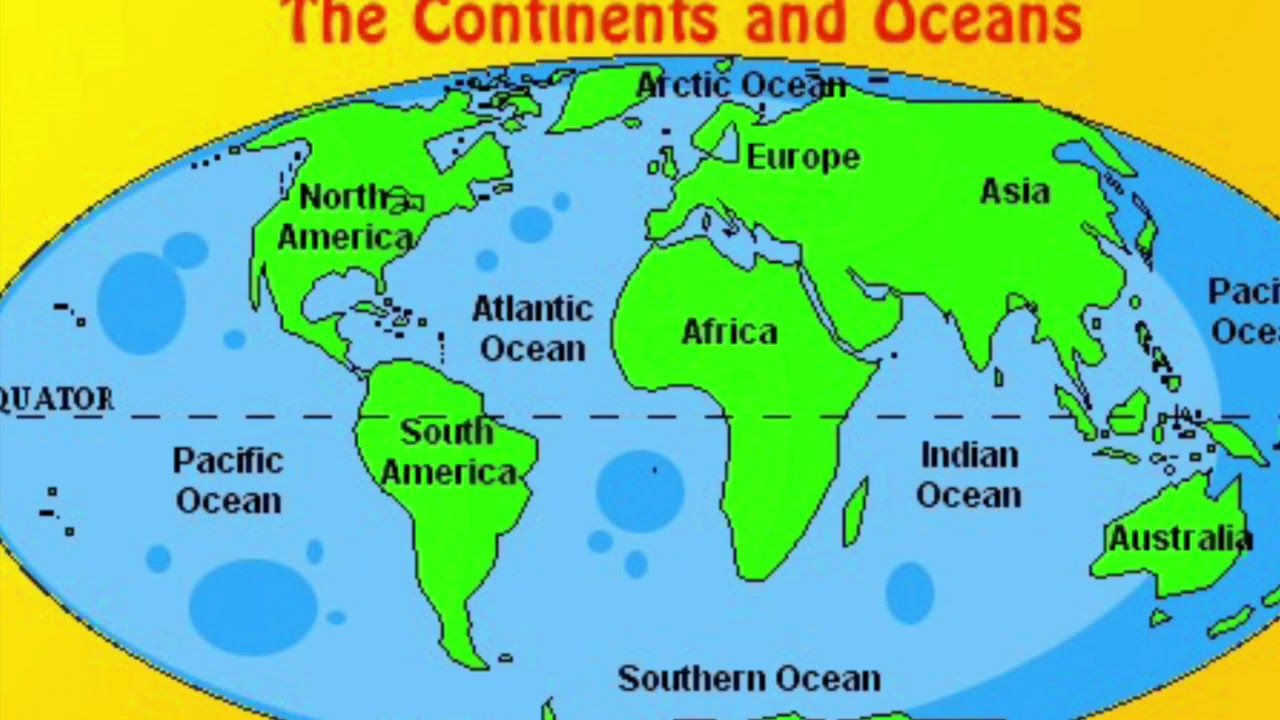 Diagram Map Of Continents - engineer wiring diagram