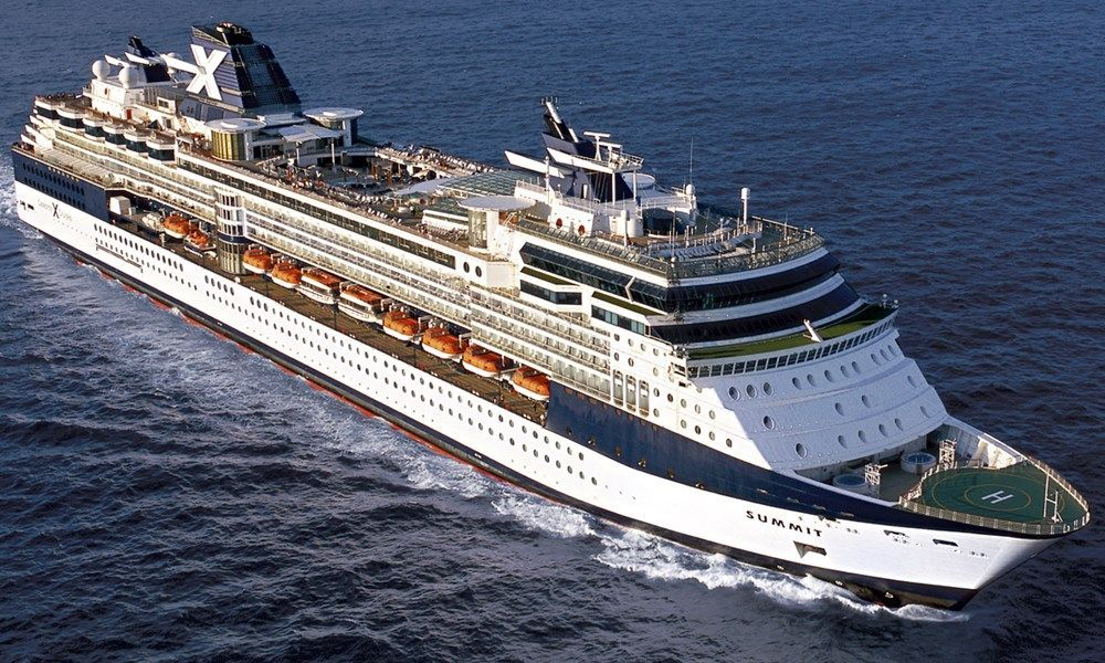 Celebrity Summit Cruise Ship Itinerary Schedule 2018 2019 2020 Itineraries Ports Dates Prices Cruise Tracker S Celebrity Summit Celebrity Cruises Cruise