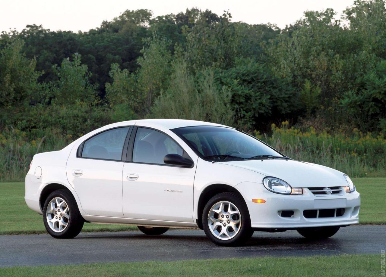 2001 Dodge Neon Dodge Neon Repair Manuals