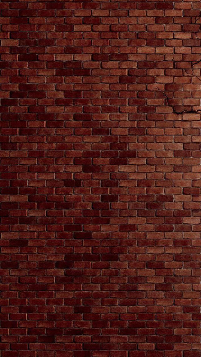Brick Wall iPhone 5s Wallpaper http//www