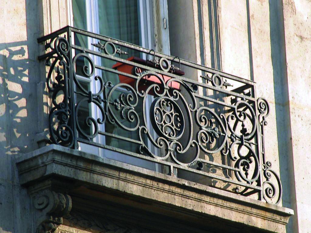 Balcony Railing Concepts Iron Balcony Railing Iron Railing