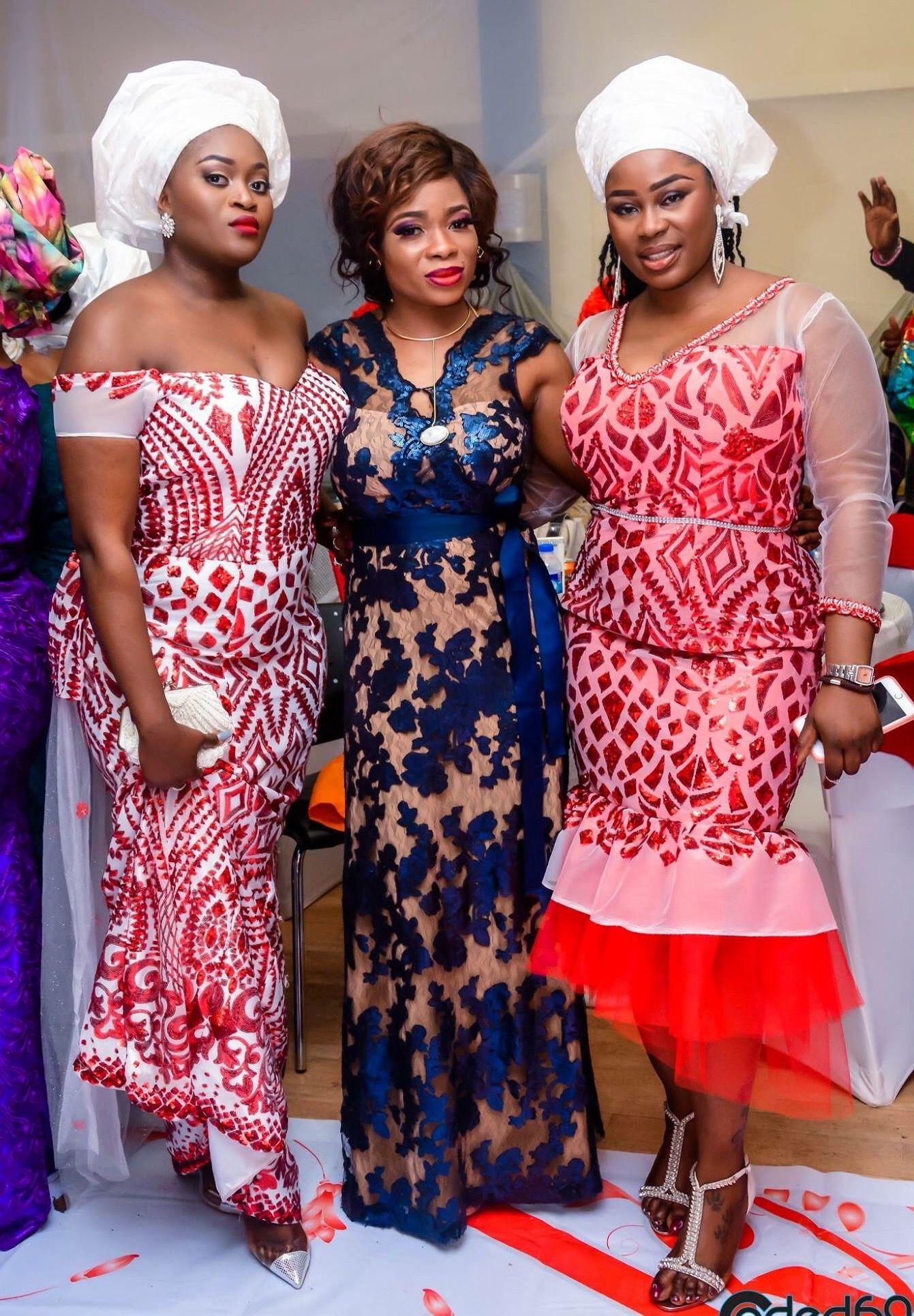 AsoEbi Bimpy @abimpymoschino | I Wear African | Pinterest | Africanos
