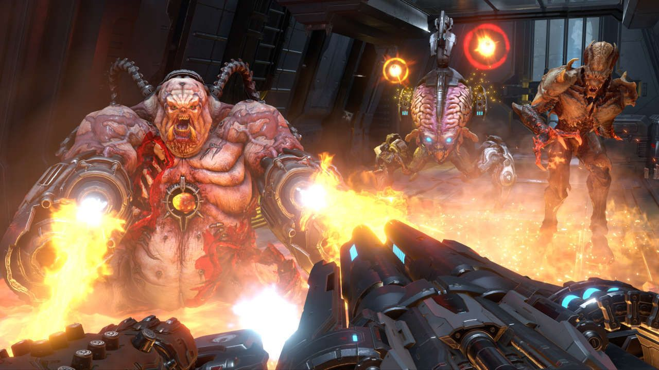 Doom Eternal Pc System Requirements Recommended Specs Confirmed