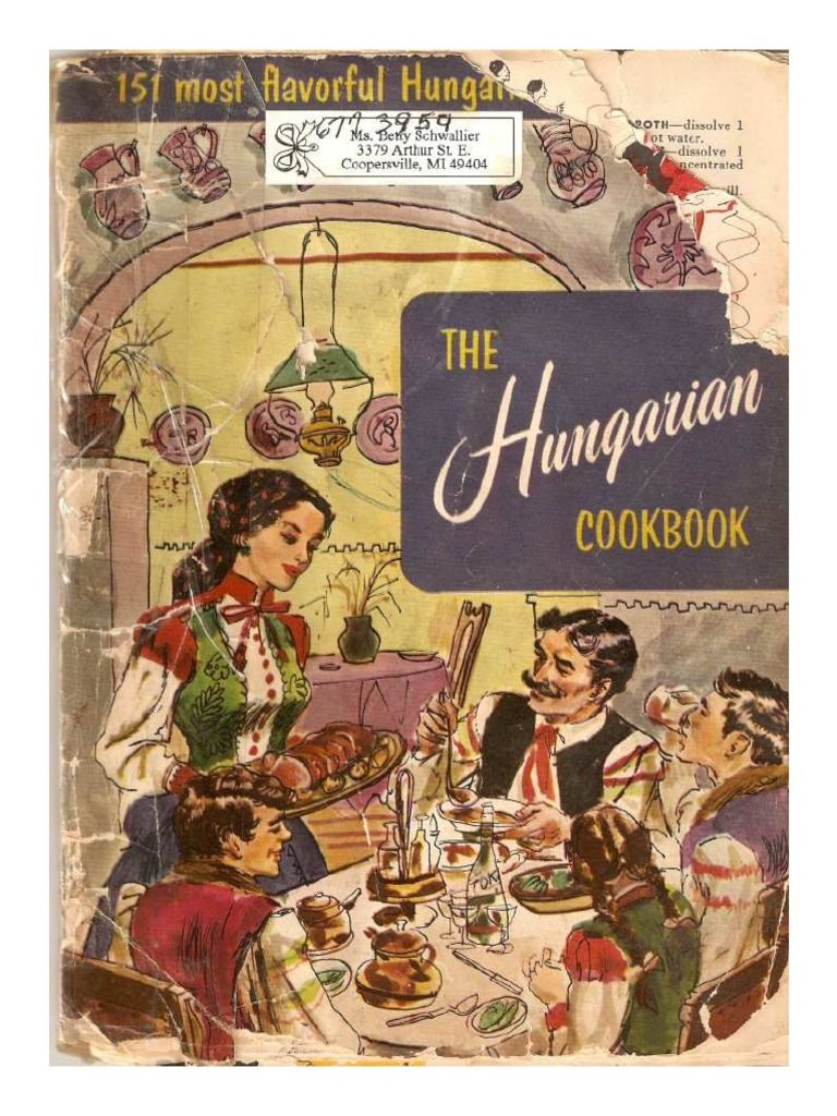 The hungarian cookbook 151 most flavorful hungarian recipespdf the hungarian cookbook 151 most flavorful hungarian recipespdf forumfinder Choice Image
