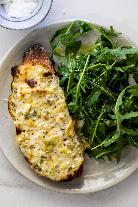 Welsh Rarebit - Simply Delicious