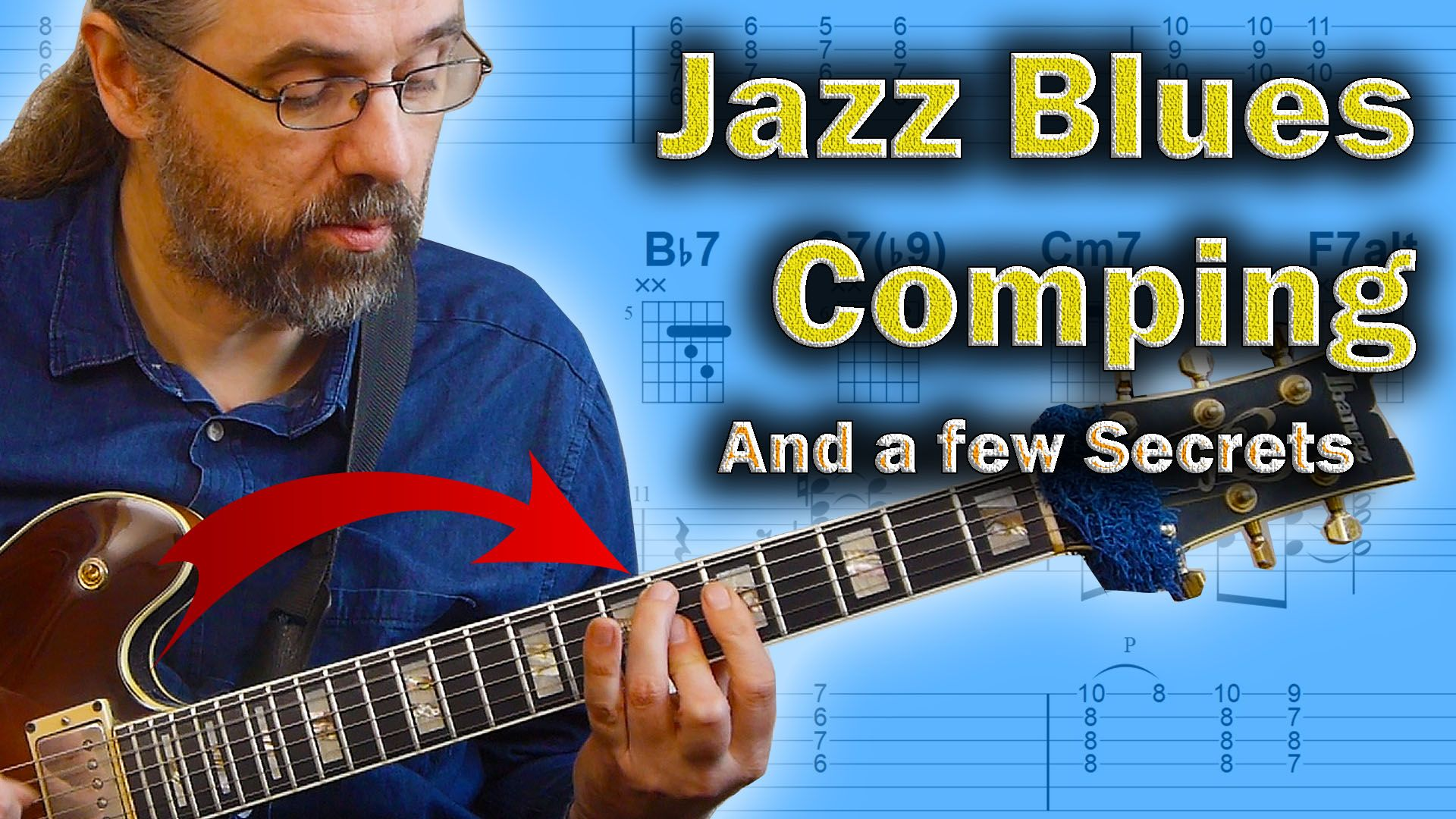 Jazz Blues Comping