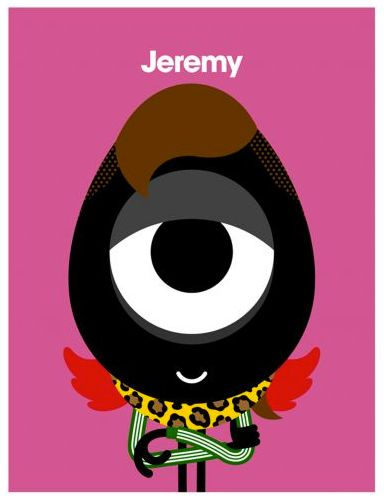 Jeremy Scott by Darcel